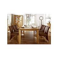 Dubový jídelní stůl PORTO 210 cm