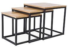 Konferenční stolek TRIO - set