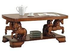Konferenční stolek z masivu Oskar Lux