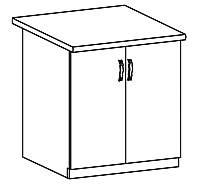 Kuchyňská dolní skříňka 2D D80 PROVENCE