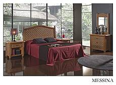 Ratanová ložnice Messina 2