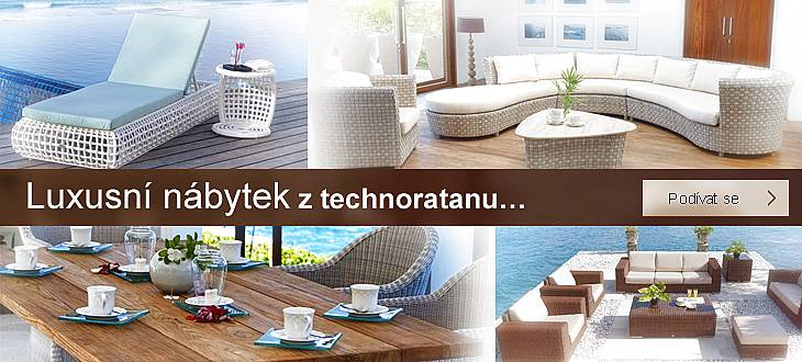 Ratanový luxus - technoratan 02